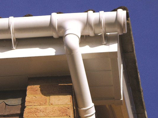 Fascia Guttering Roof Stores Fascia Guttering Roof